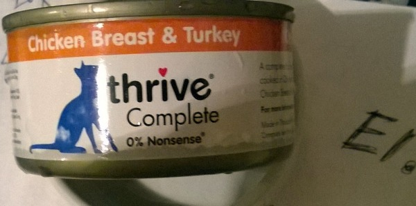 thrive chicken breast and turkey