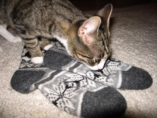 Mun sydän sanoo puputi-pum! Näillä sukilla on käyty..