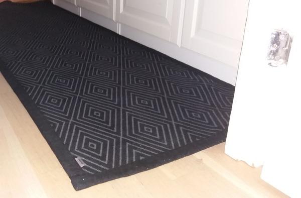 puhdas matto eteisessa